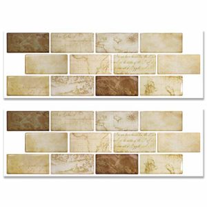 Retardant Kitchen Backsplash Tile